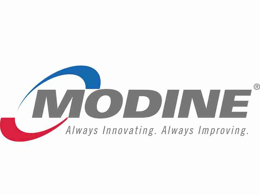 Modine-heater