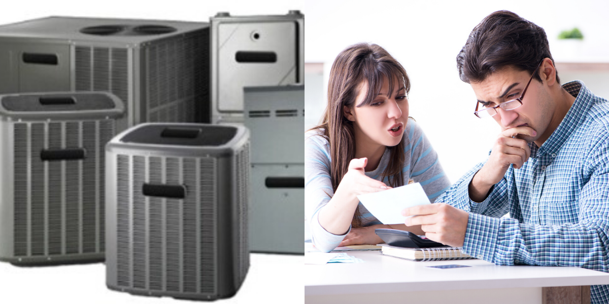 Repair or Replace HVAC Systems